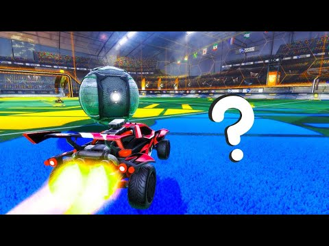 Are you better than a Pro Rocket League Player? TEST (98% Fail)