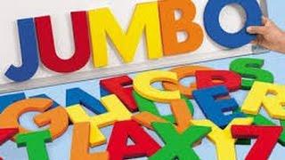 Learn Alphabet ABC with Phonics Fridge Magnet Puzzle | Educational Videos Kids Children  Babies