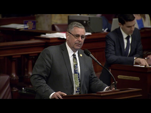 PA State Rep  Cris Dush