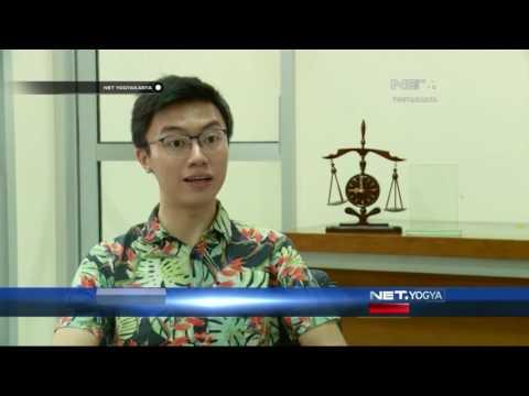 NET YOGYA - Mahasiswa UGM Jadi Jaksa Terbaik di Dunia