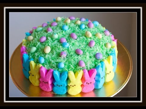 Video Super Cute Easter Cake!