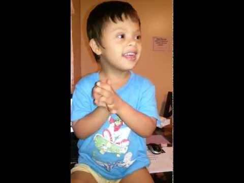 Ver vídeoSíndrome de Down: Voy a  cumplir 4 años
