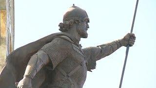 В Калининграде открыли памятник Александру Невскому