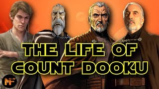 The Life of Count Dooku: Entire Timeline Explained (Star Wars Explained)