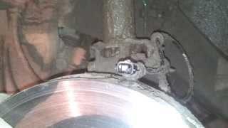 Renault sandero stepway горит лампа ABS.mp4