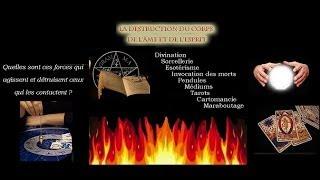 LA DESTRUCTION DU CORPS, DE L'ÂME ET DE L'ESPRIT