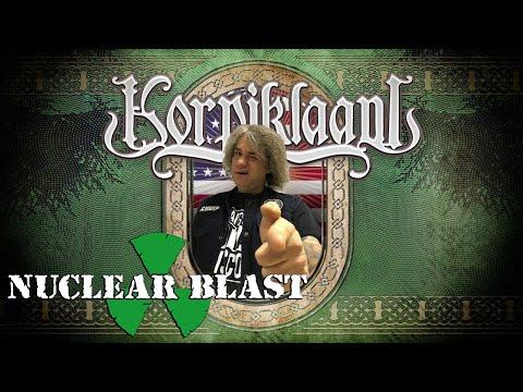 "KORPIKLAANI - Beer Kill Kill' [feat. Steve ""Zetro Souza] (OFFICIAL LYRIC VIDEO)"