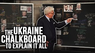 Glenn Beck's Chalkboard on DNC Collusion, Joe Biden, Soros, Trump & More