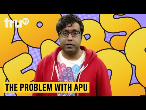 The Problem with Apu (Clip 'Hari Takes Aim at a Beloved Stereotype')