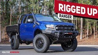 RIGGED UP RANGER // Ford Ranger Px-3 Build//