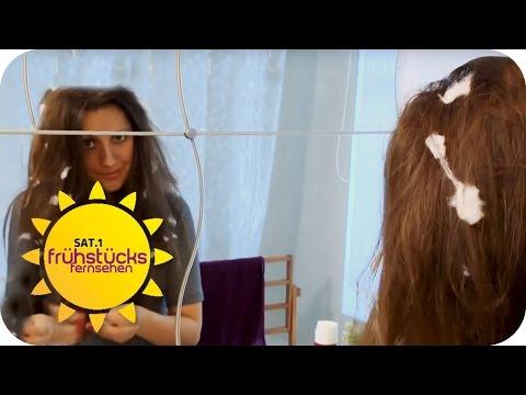 Haarglätter-BÜRSTEN: Wie gut sind sie wirklich? | SAT.1 Frühstücksfernsehen