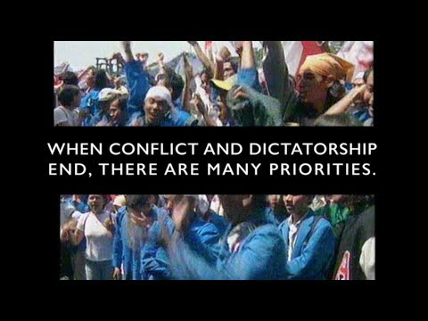 Transitional Justice in Asia Video Series - #1 - Overview