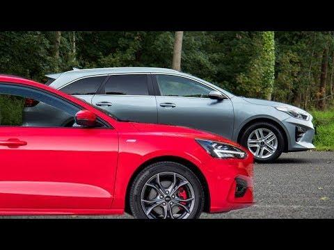 Kia  Ceed Sportswagon Универсал класса C - тест-драйв 4