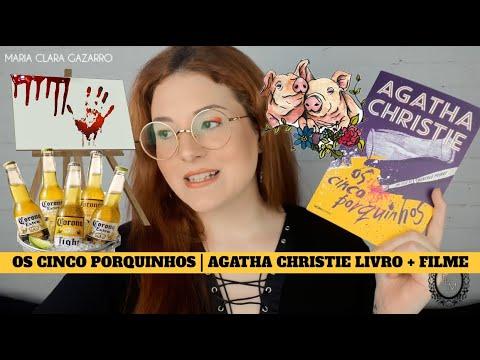#AGATHACHRISTIE? OS CINCO PORQUINHOS | RESENHA DO LIVRO + FILME