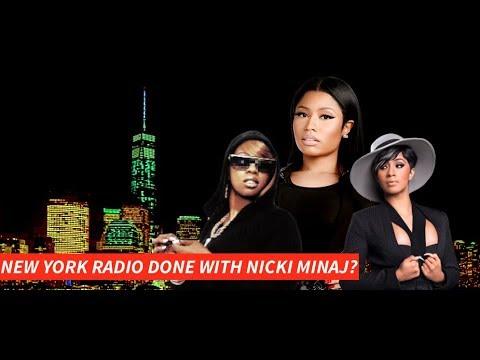 NICKI MINAJ: New York Radio Seems to Want to Destroy Nicki Minaj, Replace Her With Cardi B + Remy Ma