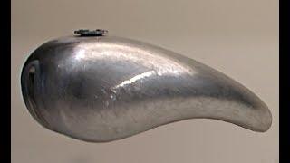 Making Motorcycle Gas Tanks - Part 2