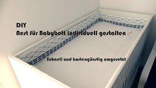 Himmel für babybett nähen kênh video giải trí dành cho thiếu nhi