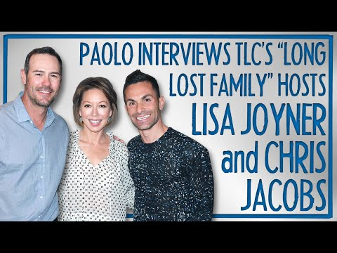"""Interview with TLC's """"Long Lost Family"""" Hosts Chris Jacobs & Lisa Joyner"""