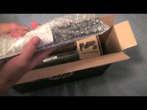 HP ProBook 4420s Unboxing