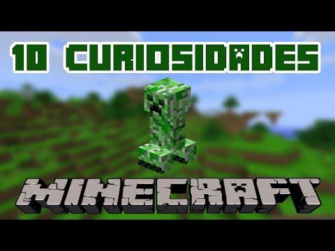 10 Curiosidades De Los Creepers En Minecraft