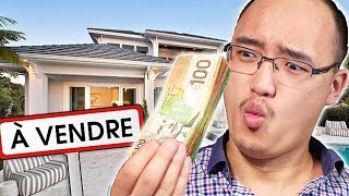 COMMENT DEVENIR RICHE DANS L'IMMOBILIER ! | House Flipper