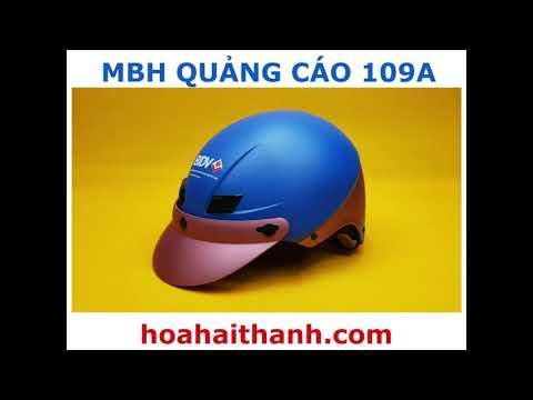Mũ bảo hiểm 109A Hoa Hải Thanh