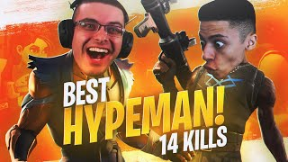 Nick Eh 30 Is the BEST Hype Man (INSANE DUO GAME)