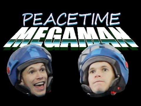 After The Robot Wars, Mega Man Struggles To Adapt To Peacetime Life