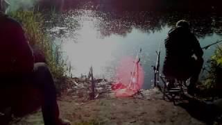Рыбалка на реке казенный торец