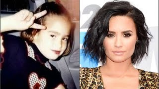 Demi Lovato : A life in pictures