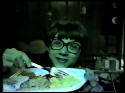 Vintage Video Review Of McDonald's Breakfast Makes You Wonder: Who Is He Talking To?