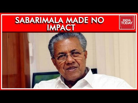 India Today Exit Poll 2019 | Kerela CM Pinarayi Vijayan Reacts To Exit Polls, Slams BJP