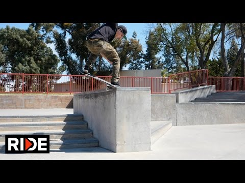 Olivier Lucero Pomona Skatepark Check