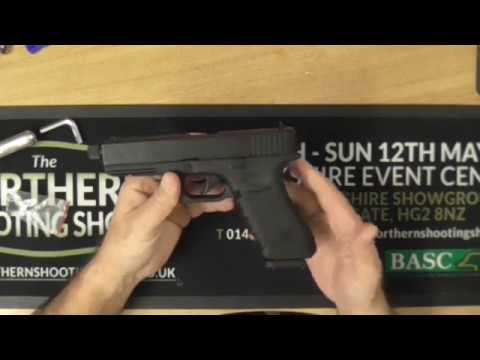 Airgun-Review TV | Glock 17 Dual Ammo