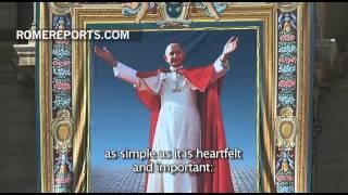 Pope Francis Beatifies Paul VI