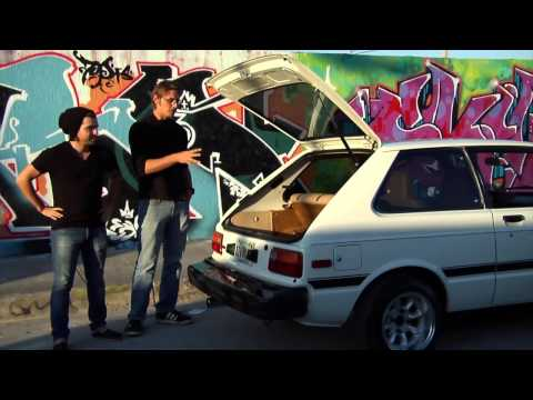 Review 1982 Toyota Starlet