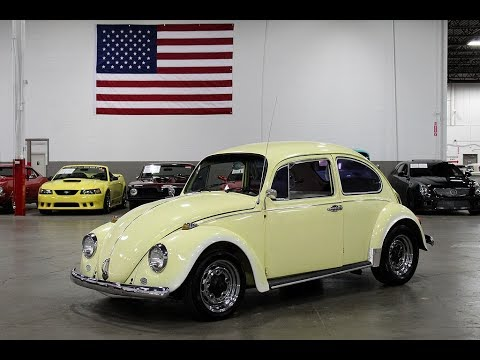 Video of '67 Beetle - QM0A