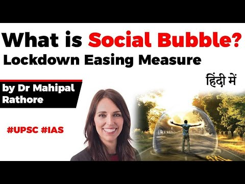 What is Social Bubble? New Zealand's phased lockdown exit strategy explained, Current Affairs 2020