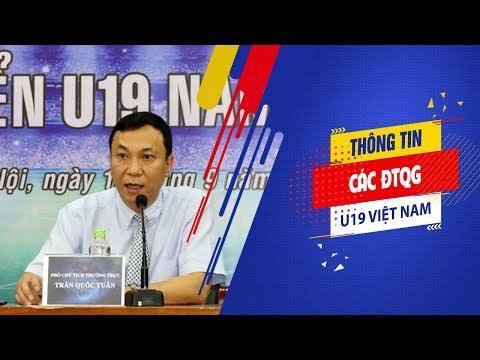Ông Trần Quốc Tuấn: Các đội tuyển trẻ của Việt Nam sẽ tiếp tục được đầu tư mạnh mẽ