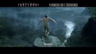 Legenda o Tarzanovi - TV spot