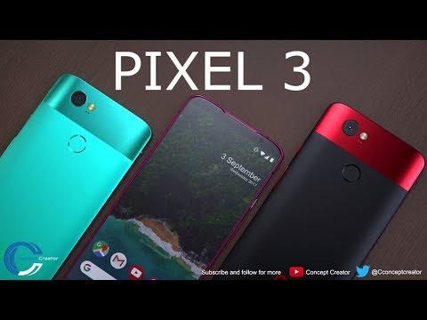 Google Pixel 3 inizia a fare sul serio: concept trailer