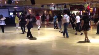 If I Had Wings Line Dance @ Bay Area WWW 2013