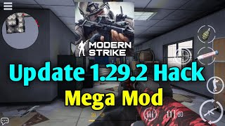 Modern Strike Online Hack 1.29.2 - Unlimited Money - Mod Apk 1.29.2- Mod Menu For Android - IOS 2019