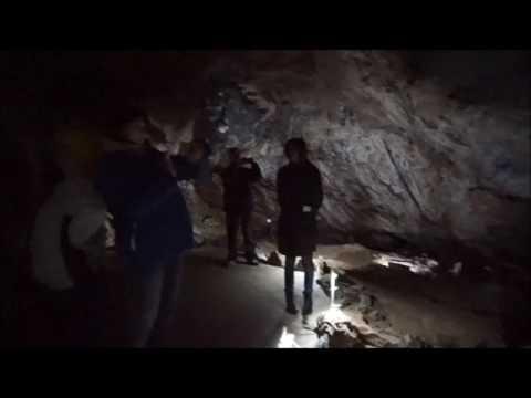 Инфотур в пещеру \