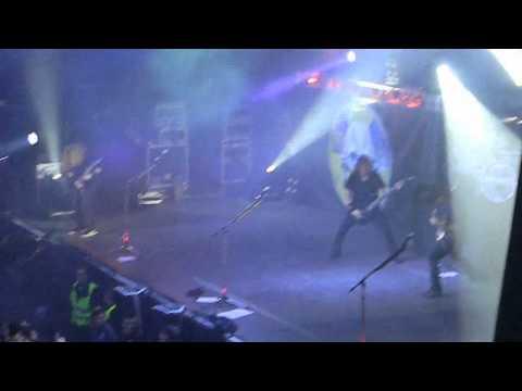 Concierto Megadeth