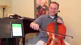 Cello Instruction with Kayson Brown: How to tune a cello