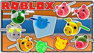 How To Get ALL 11 EVENT BEE BADGES In PIGGY RP: INFECTION [ROBLOX]
