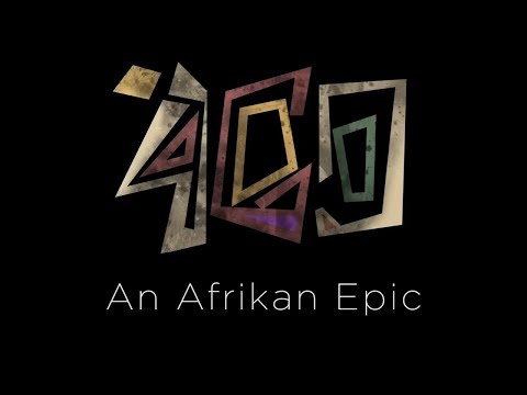 400 AN AFRIKAN EPIC online metal music video by MARK LOMAX II