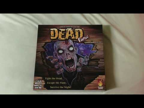 UNBOXING & COMPARING - Dead Panic