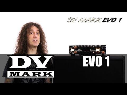 DV MARK Mark Evo 1 Kytarový modelingový zesilovač